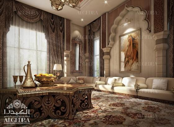 Wallpaper Rumah Desain Interior Panel Dinding Klasik
