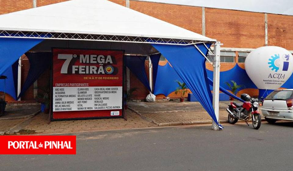 Começou em Jacutinga (MG) o 7º Mega Feirão Limpa Estoque