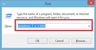Cara Mengatur Waktu Shutdown Otomatis Windows