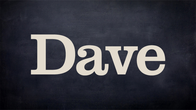 Dave TV Channel Logo - motherdistracted.co.uk
