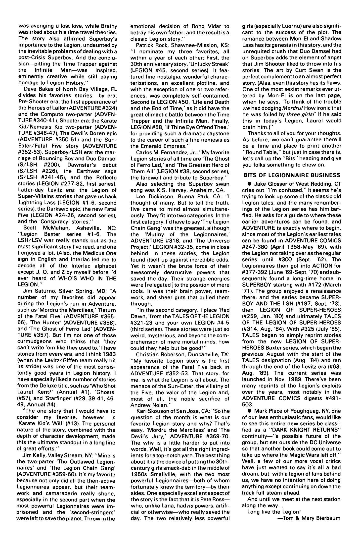 Legion of Super-Heroes (1989) _Annual_1 Page 56