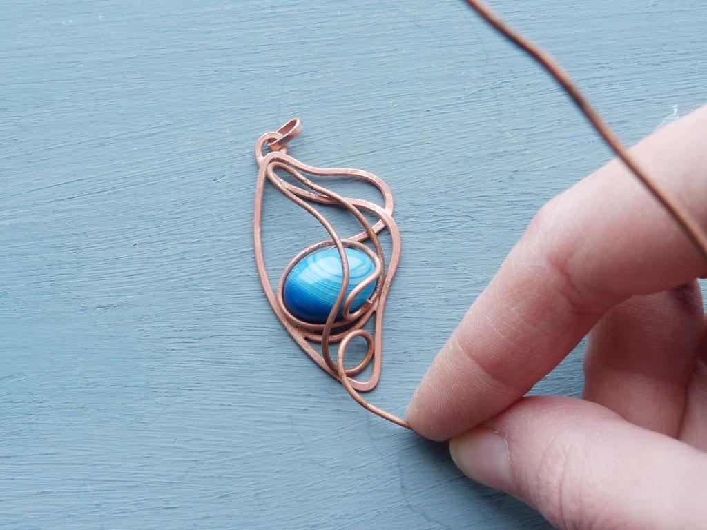 Ursula Jewelry : Jewelry Tutorial: copper soldering pendant ...