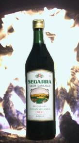 Licor carajillo Segarra, Chert, Xert, Castellón, Castelló