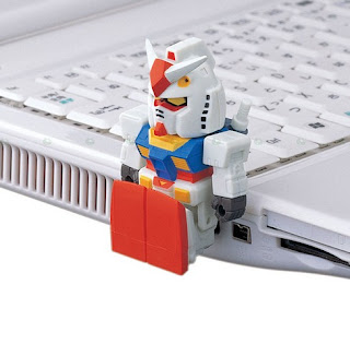 Memorias Flash  o usb creativas - Flash memories