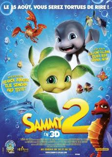 Cuộc Phiêu Lưu Của Sammy 2