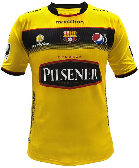 7c5f8f613a385 Marathon divulga novas camisas do Barcelona - Show de Camisas