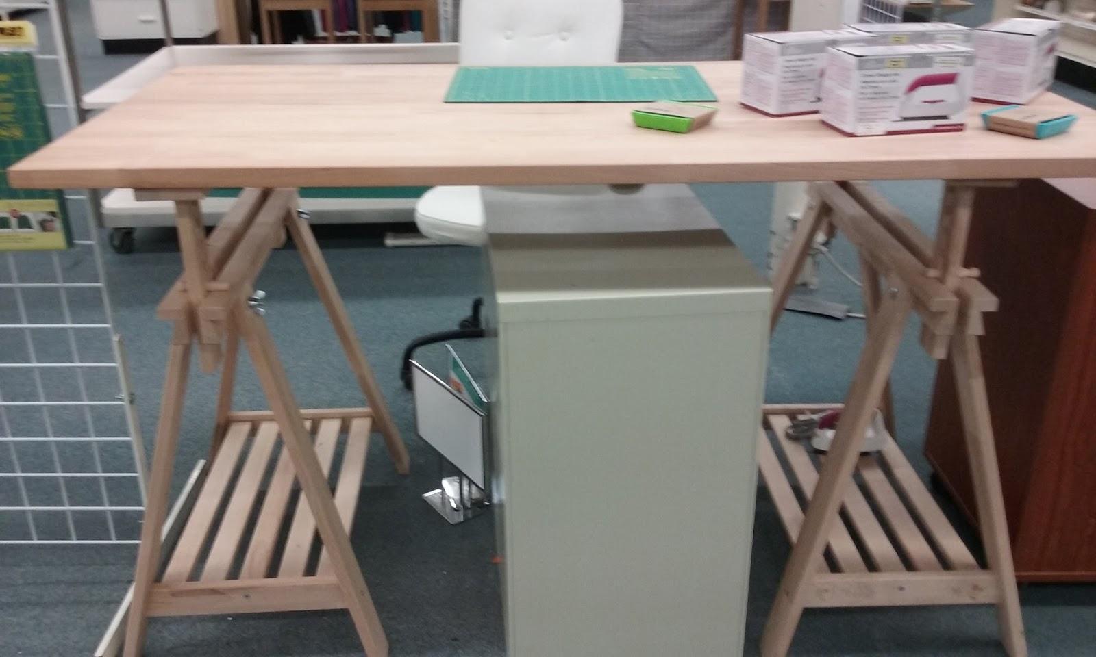 Sure Fit Designs Blog Unique Sewingcraft Table - best craft table