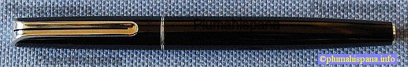 Portaminas naked negro Inoxcrom diseñado por Josep Lluscà