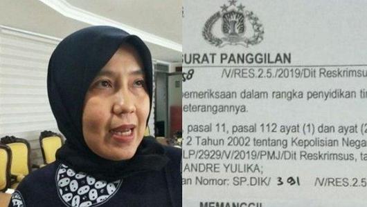 Dokter Ani Hasibuan Diancam Hukuman 10 Tahun, Hari Ini Dipanggil Polisi