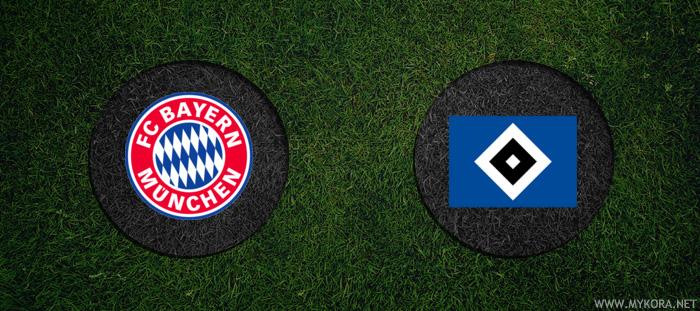 مشاهدة مباراة بايرن ميونخ وهامبورج بث مباشر اليوم 24-9-2016 الدوري الالماني اون لاين