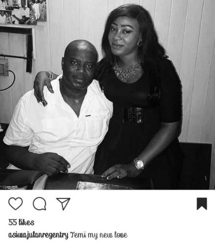 Mercy Aigbe's Husband Moves On With Another Lady?