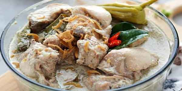 aneka resep opor ayam khas lebaran