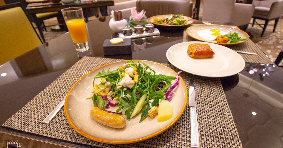 【澳門酒店美食】澳門瑞吉酒店雅舍餐廳。房客獨享優惠中西式早餐 | 妮喃小語