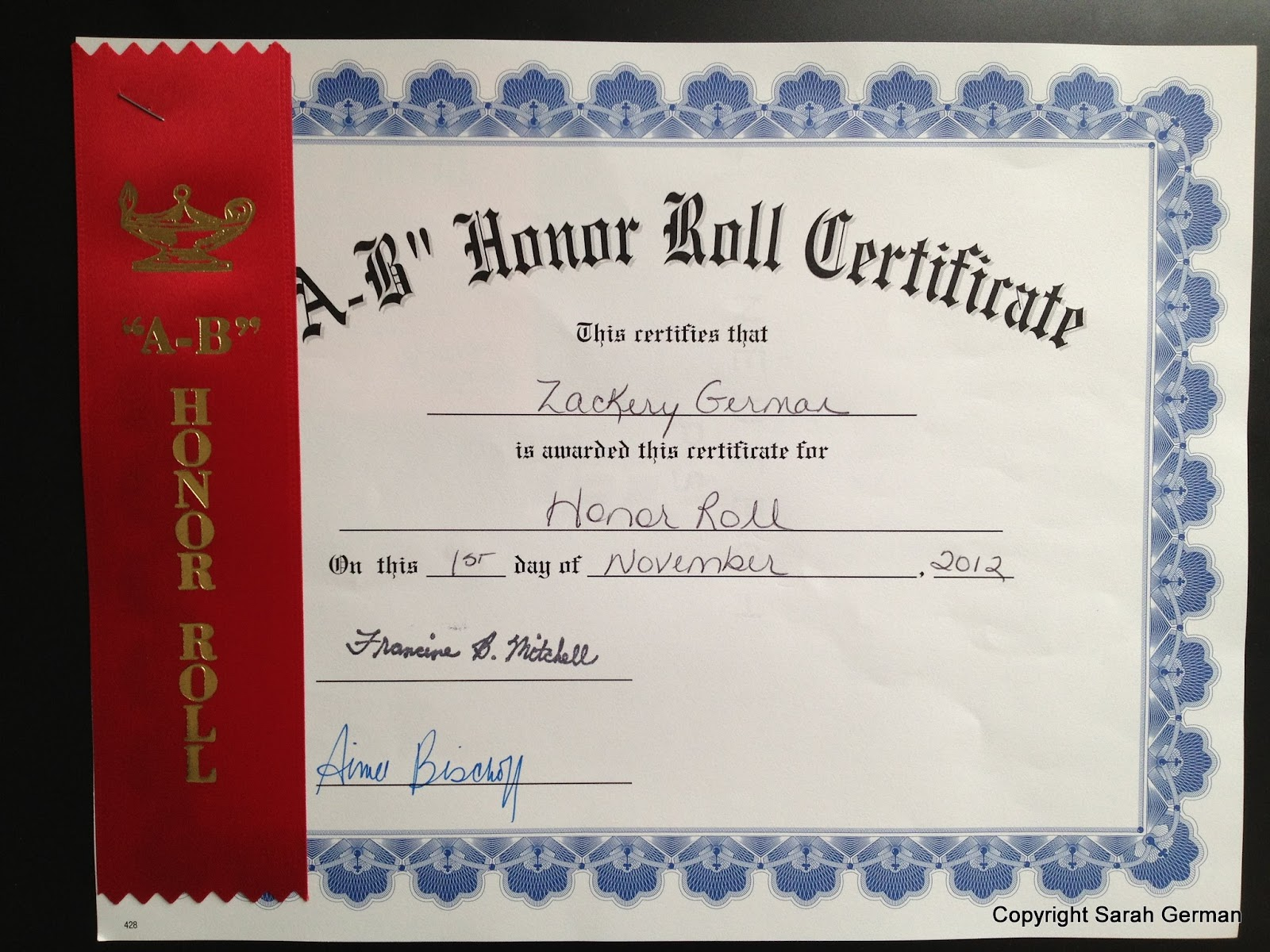 kiwanis certificate templates - a brit in america honor roll terrific kids awards ceremony