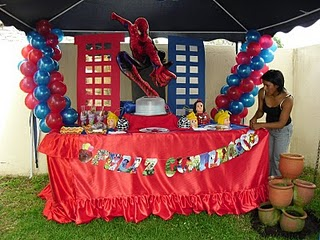 Tienda De Accesorios Decoracion Spiderman