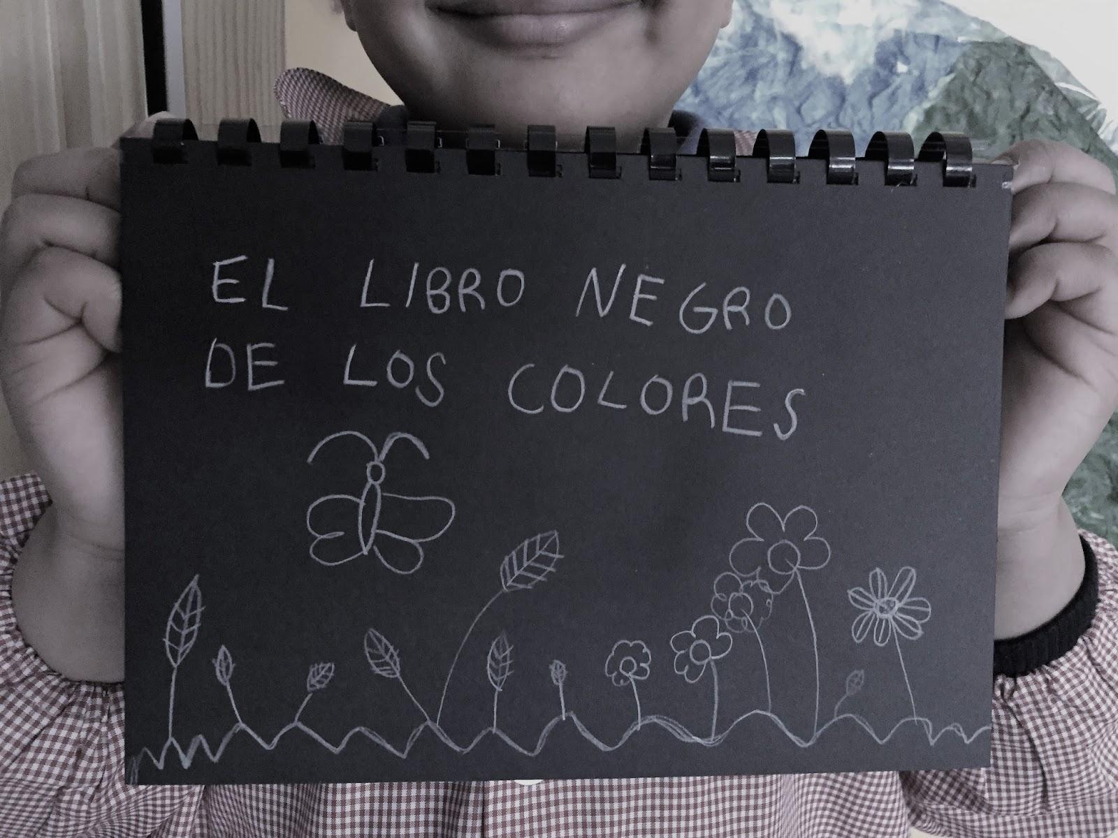 Contemporáneo Libro Negro De Colores Friso - Enmarcado Para Colorear ...