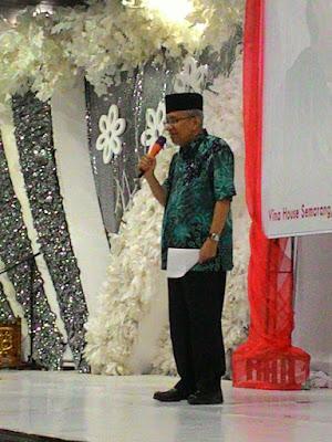 Syukuran Ultah 80 Th NH Dini Semarang