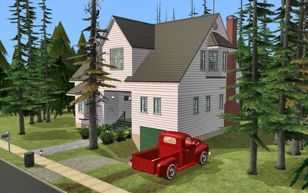 Twoflower S Sims 2 Lots Twilight Bella Swan S House