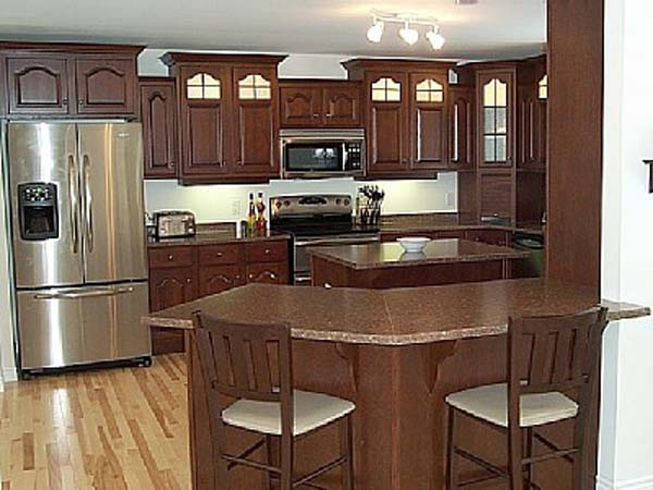 small kitchen with breakfast bar design ideas kitchen breakfast bar ideas the kitchen design 547