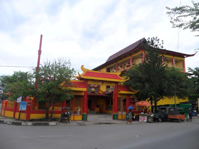 wisata kalimantan selatan klenteng soetji nurani