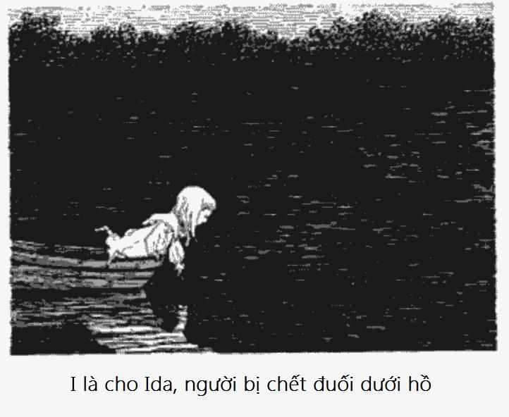 I bang chu cai rung ron