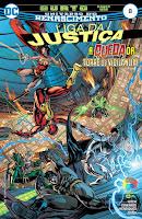 DC Renascimento: Liga da Justiça #8