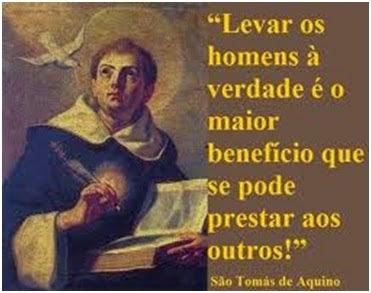 Missão Cefas Sobre São Tomás De Aquino