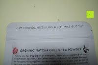Verschluss: matcha108 - Bio Matcha Tee in Premium Qualität (Ceremonial Grade), 108g direkt von der Öko-Plantage (kbA.)