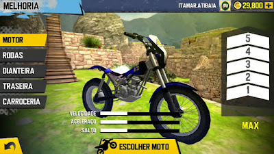 Trial Xtreme 4 APK MOD Terbaru