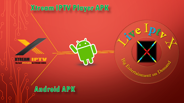 Xtream IPTV Player APK