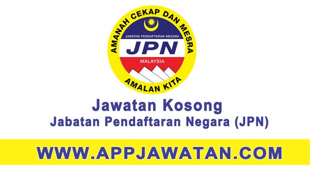 Jabatan Pendaftaran Negara (JPN