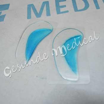 grosir telapak kaki gel biru