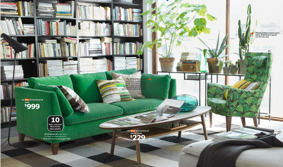 New Furniture 2014 favorites from ikea's 2014 catalog | drivendecor