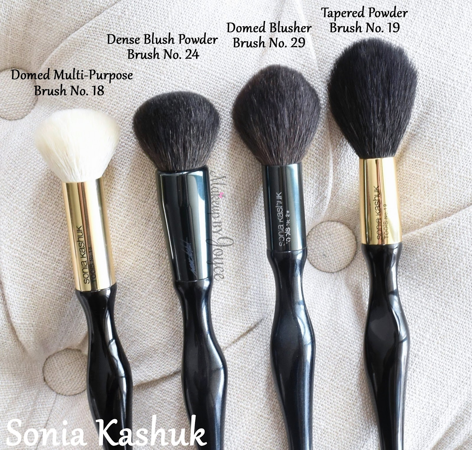 MakeupByJoyce Review Comparisons Sonia Kashuk