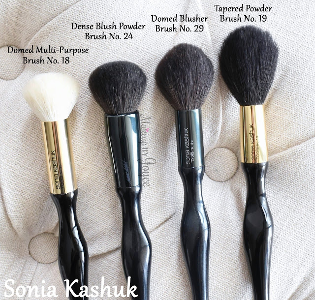 Sonia Kashuk Tapered Powder Brush 19 Domed Multi-Purpose 18 2016 Review