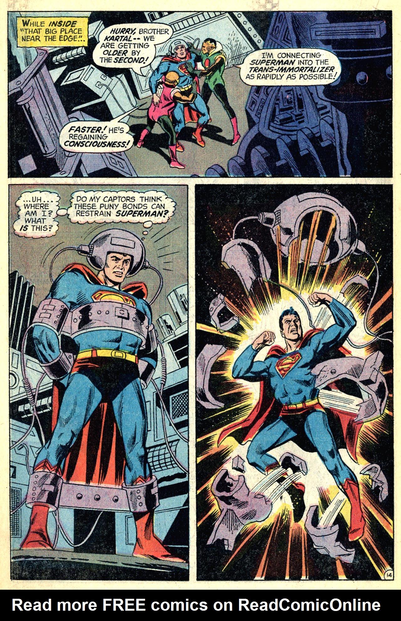 Read online World's Finest Comics comic -  Issue #200 - 18