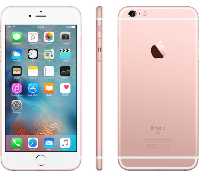 Iphone 6s Plus Rose Gold 1