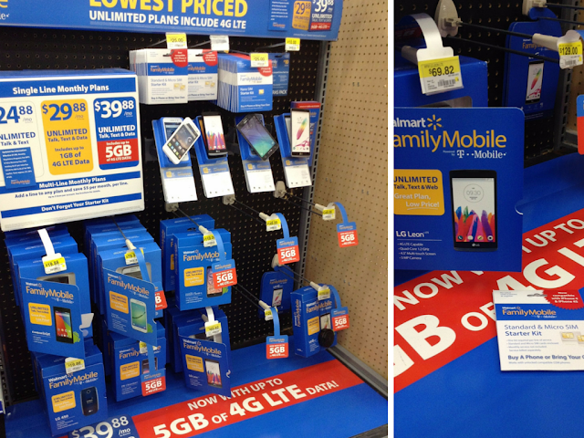 Shopping for #FamilyMobile PLUS at Walmart