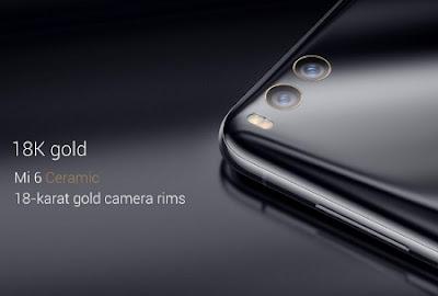 Spesifikasi Xiaomi Mi 6 dan Harga Terbaru