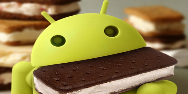 OS Android Ice Cream Sandwich