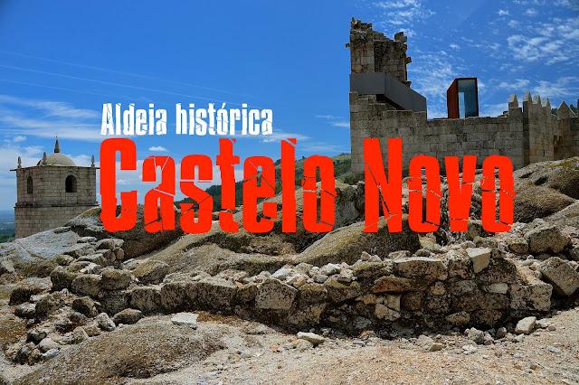 Roteiro das Aldeias Históricas de Portugal, Visitar Castelo Novo
