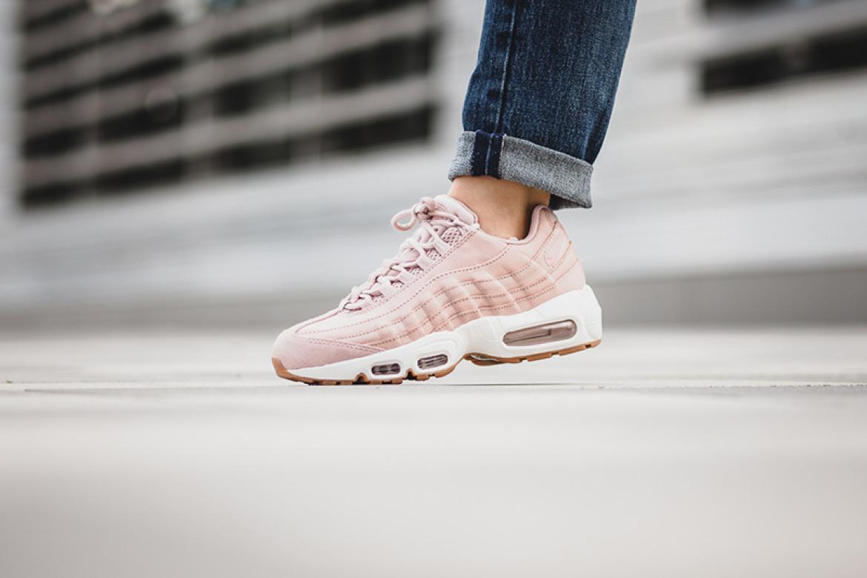 nike air max 95 women pink oxford