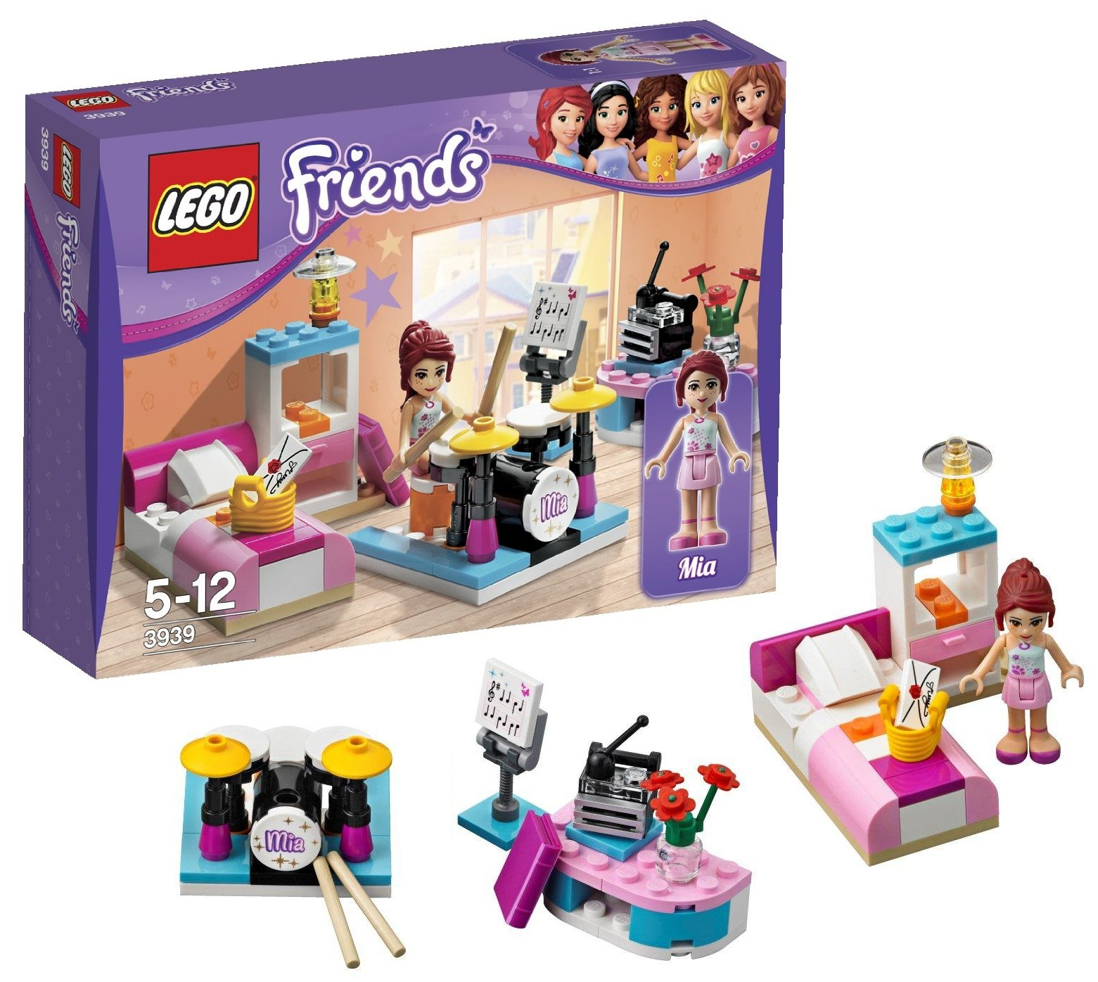 Lego Friends Piscina The Brickverse Lego Friends Summer Wave