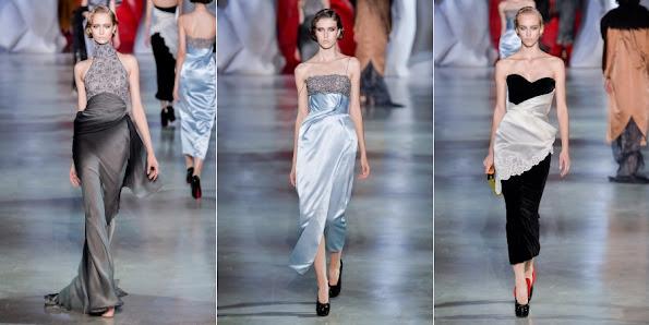 Ulyana Sergeenko Fall 2014 Couture