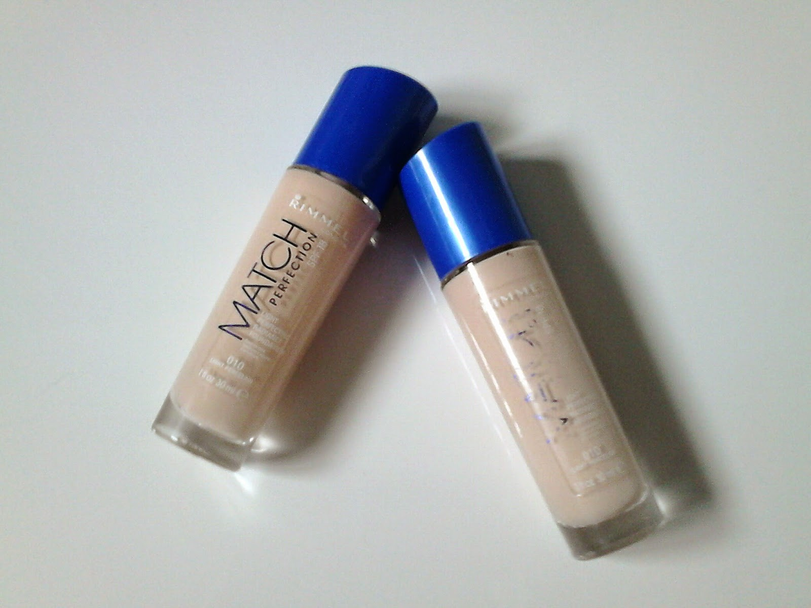 Rimmel Match Perfection Foundation