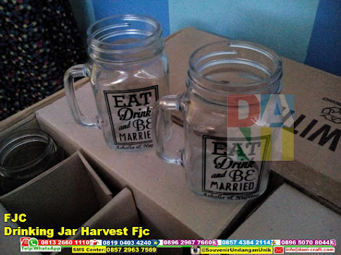 jual Drinking Jar Harvest Fjc