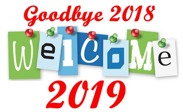 Welcome 2019 Messages Images