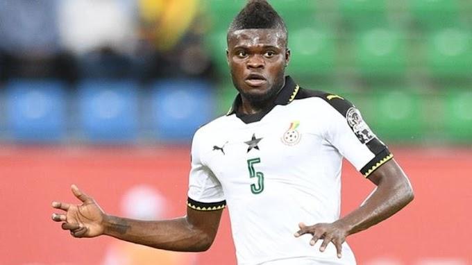 Partey hat-trick inspires Ghana to 5-1 win in Congo