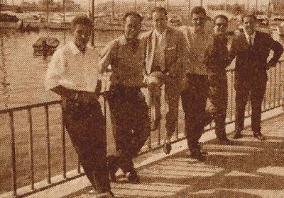 Club Ajedrez Terrassa, Subcampeón de España 1965