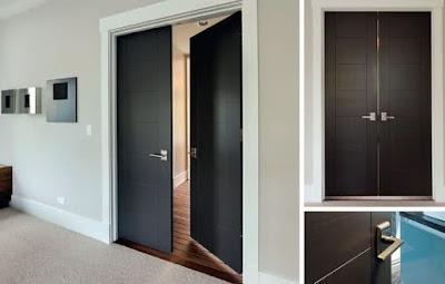 Cara Mudah Memasang Engsel Daun Pintu Kayu Jati 1